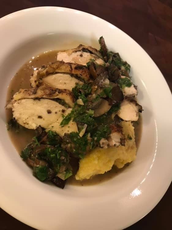 Roasted chicken in Olive Tepanade.jpg