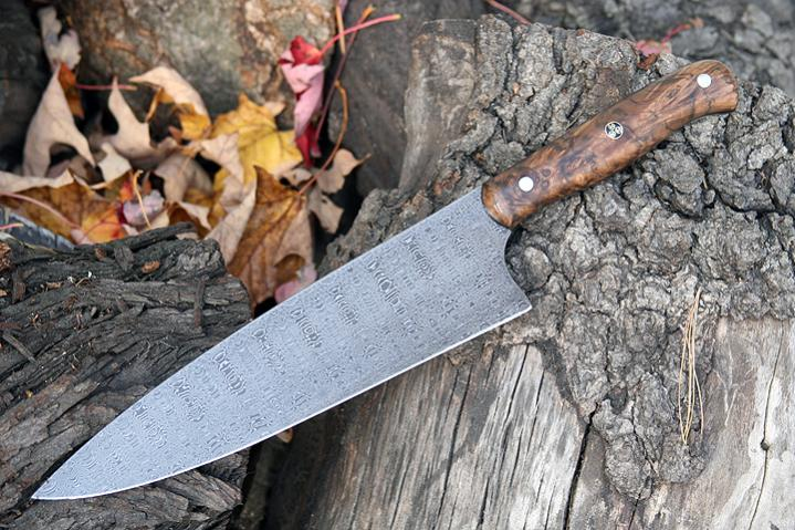 WIP, and Damascus chef knife pics 033.jpg