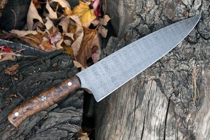 WIP, and Damascus chef knife pics 045.jpg